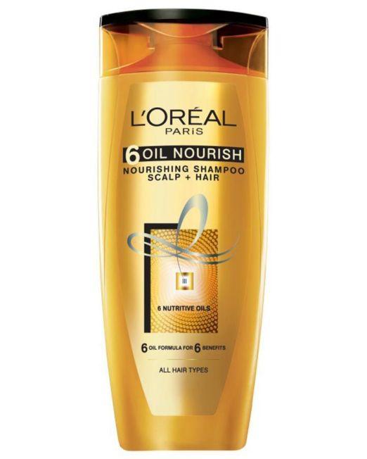 L'Oreal 6 Oil Nourishing Shampoo