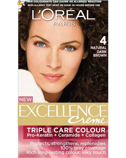L'Oreal Excellence Crème - Shade No 4
