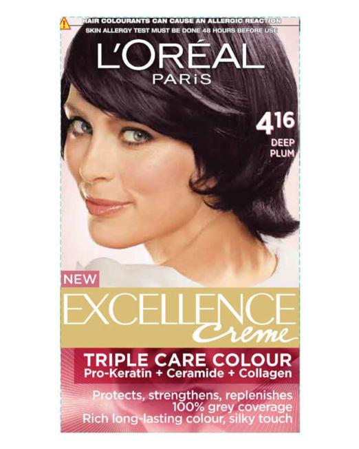 L'Oreal Excellence Crème - Shade No 4.16