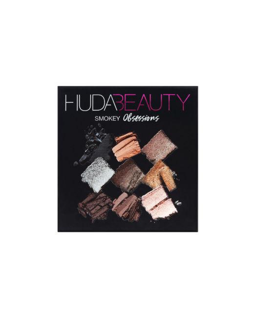 Huda Beauty Mini Eyeshadow Palette - SMOKEY 4