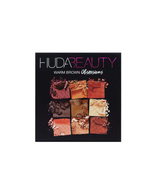 Huda Beauty Mini Eyeshadow Palettes - Warm Brown 4