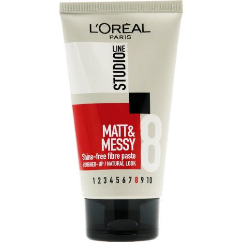 L'Oréal Studio Line Matt & Messy Shine-Free Hair Paste