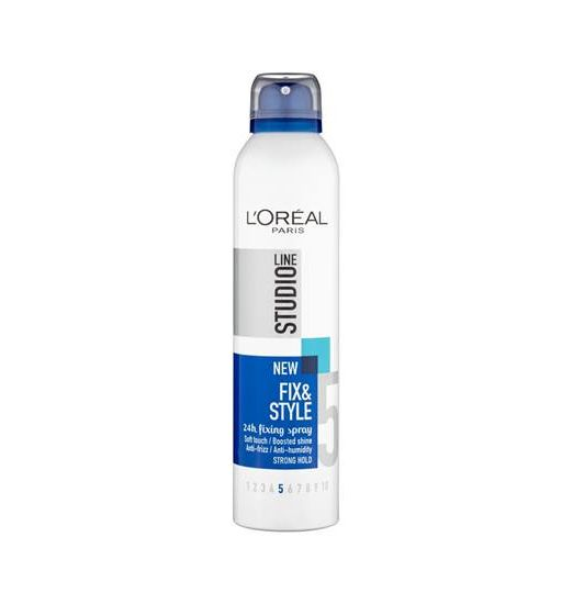 L'Oreal Studio Line Fix and Style Fixing Spray 2