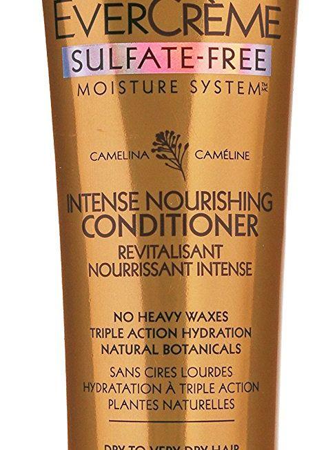 L'Oreal Paris EverCreme Sulfate-Free Moisture System Intense Nourishing Conditioner