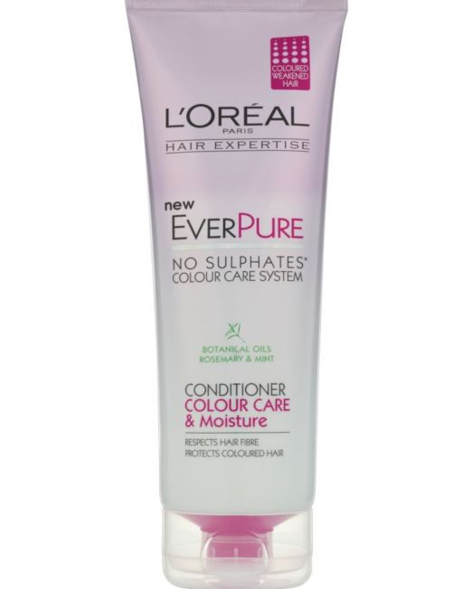 L'Oreal Paris Hair Expertise EverPure Colour Care and Smoothing Conditioner