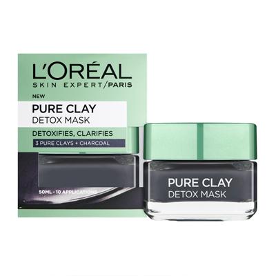 L'Oreal Paris Pure Clay Detox Face Mask 2