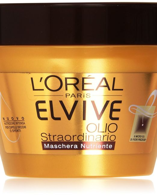 l'oreal Paris Elvive Extraordinary Oil Nourishing Mask for Dry or Dull Hair