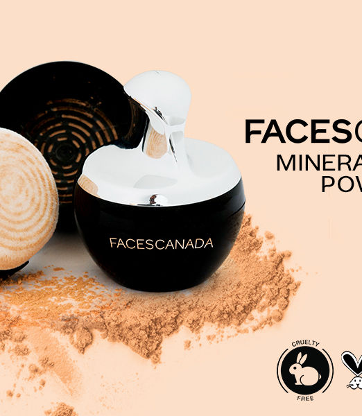 Faces Canada Mineral Loose Powder 7g 1