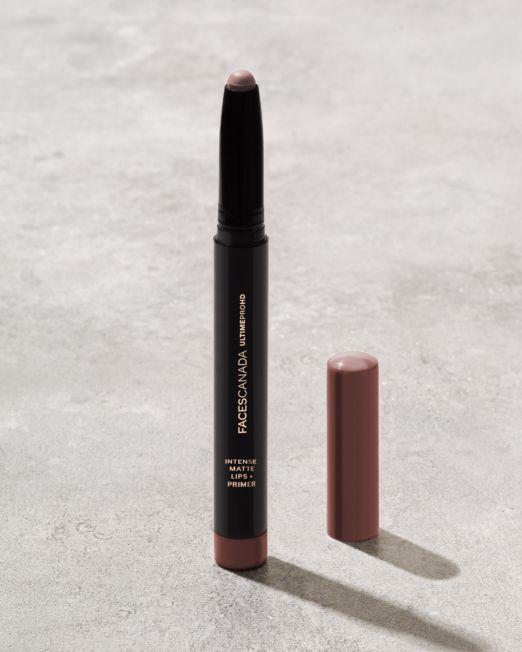 Faces Canada Ultime Pro HD Intense Matte Lips + Primer - Hazel 1.4g