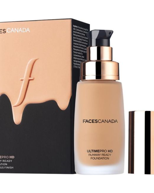 Faces Canada Ultime Pro HD Runway Ready Foundation 30ml