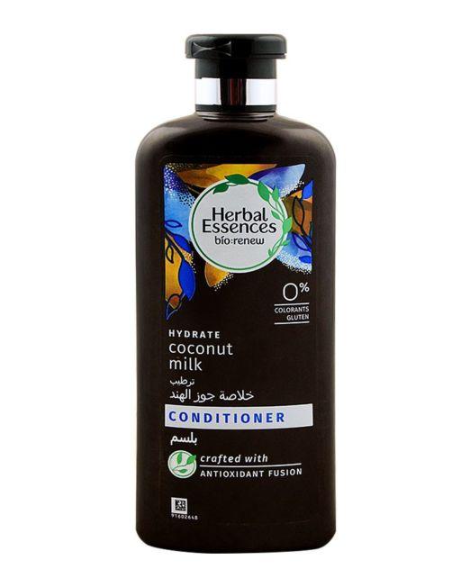 Herbal Essences Bio, Renew Hydrate Coconut Milk Conditioner 400ml