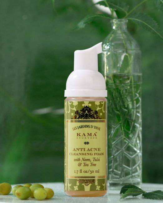 Kama Ayurveda Anti Acne Cleansing Foam