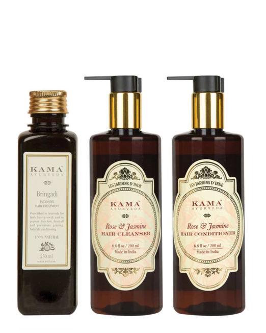 Kama Ayurveda Hair Care Regime