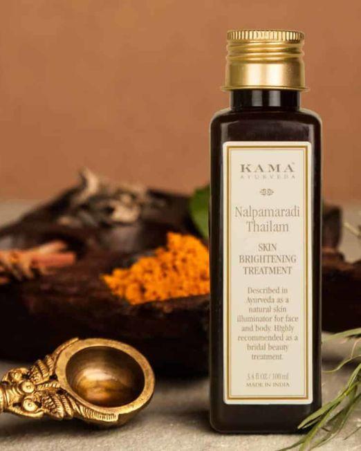 Kama Ayurveda Nalpamaradi Thailam Skin Brightening Treatment