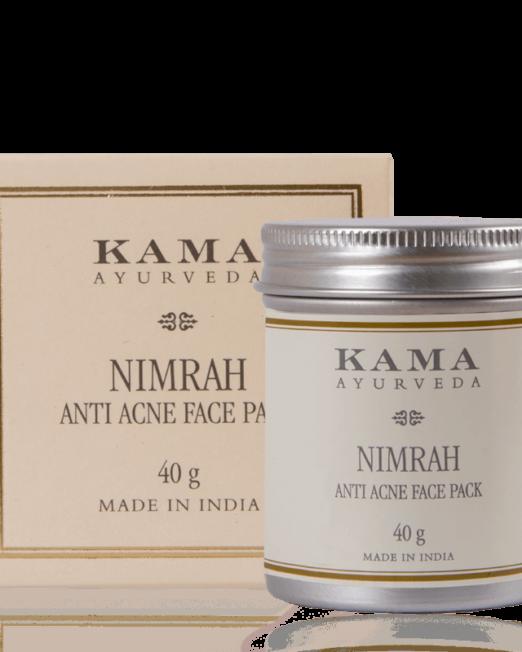 Kama Ayurveda Nimrah Anti Acne Face Pack 40g
