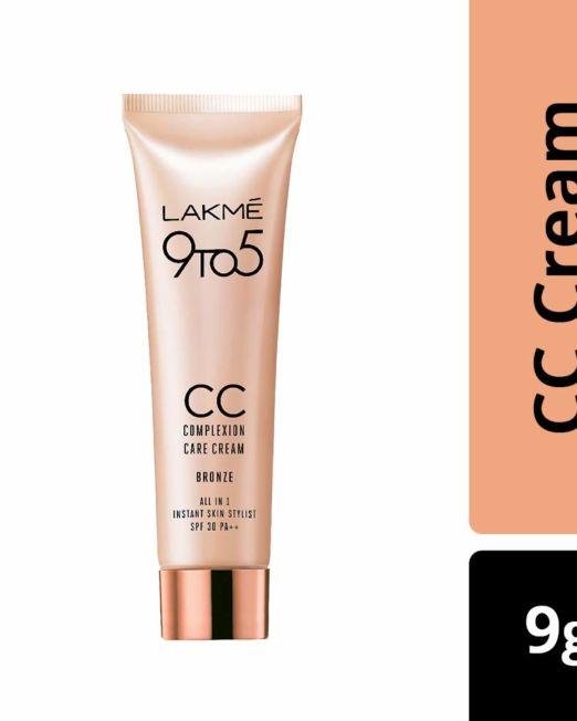 Lakme 9 to 5 Complexion Care Cream SPF 30 PA++