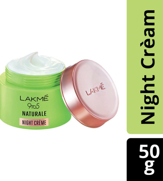 Lakme-9-to-5-Naturale-Night-Creme-50g