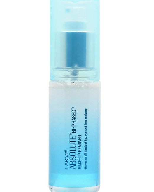 Lakme Absolute Bi-Phased Make-up Remover 60ml