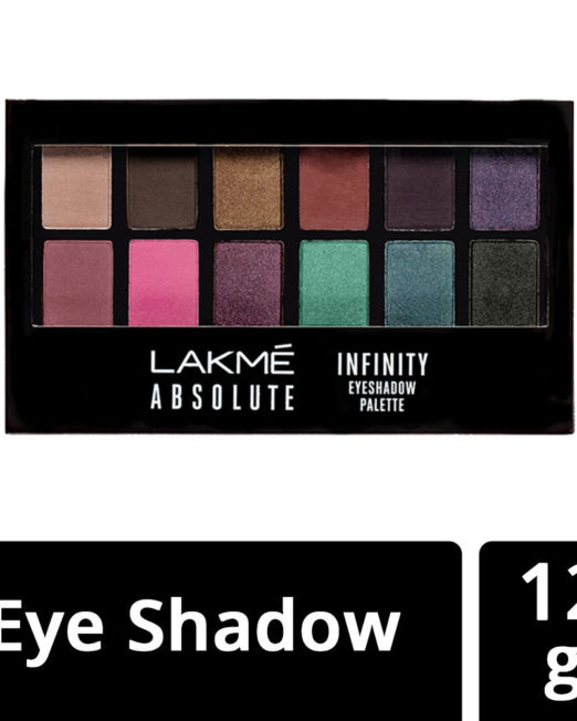 Lakme Absolute Infinity Eye Shadow Palette - 12 GRAMS