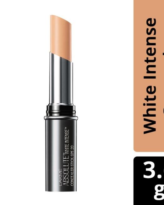 Lakme Absolute White Intense SPF 20 Concealer Stick 3.6g