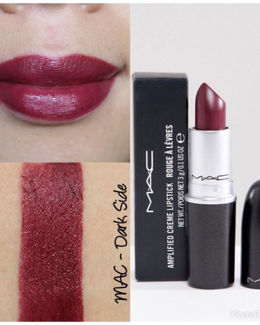 M.A.C Amplified Creme Lipstick 3g