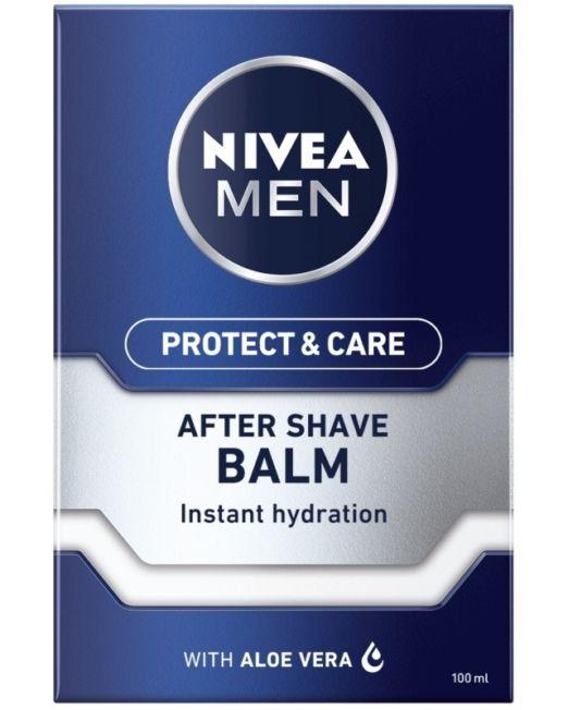 NIVEA MEN Shaving, Protect & Care After Shave Balm, 100ml