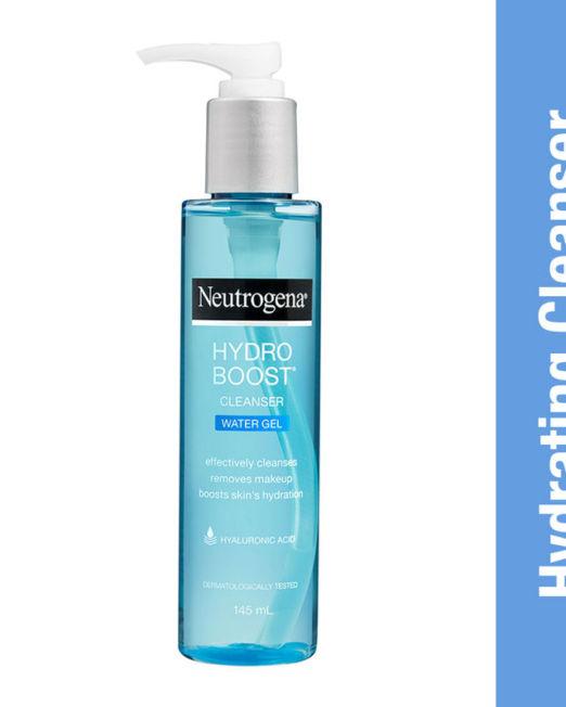 Neutrogena Hydro Boost Cleanser Water Gel with Hyaluronic Acid 145ml
