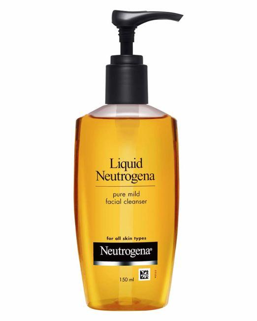 Neutrogena Liquid Facial Pure Mild Cleanser 150ml