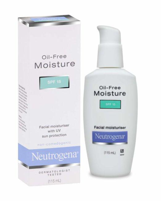 Neutrogena Oil-Free Moisturiser SPF 15 115ml