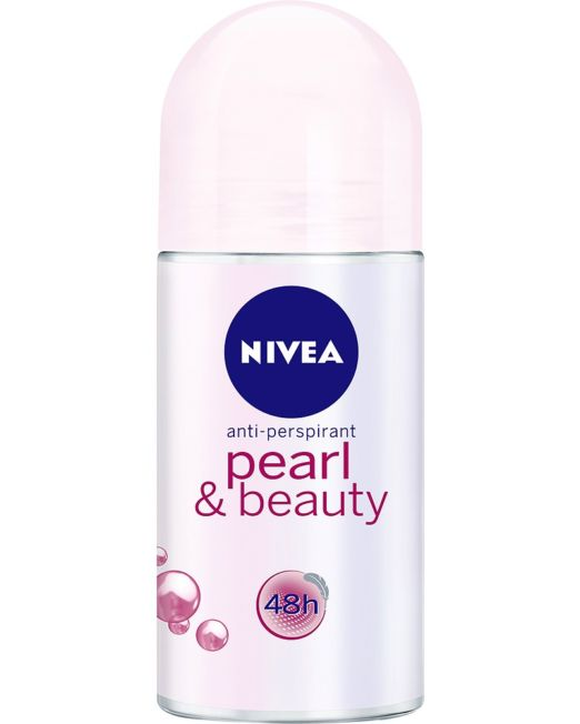 Nivea Deo Pearl And Beauty Roll On, 50Ml