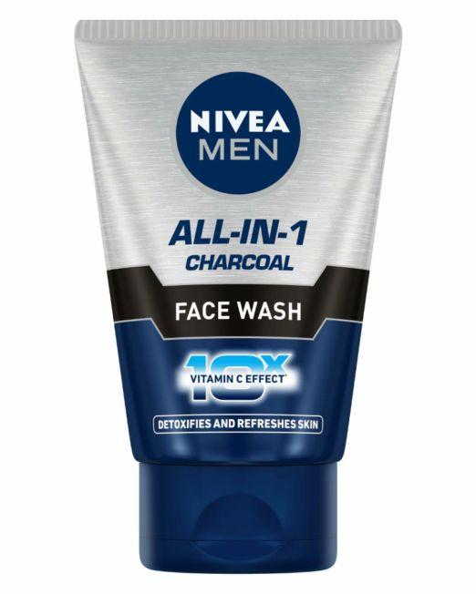 Nivea Men All In 1 Face Wash 100g