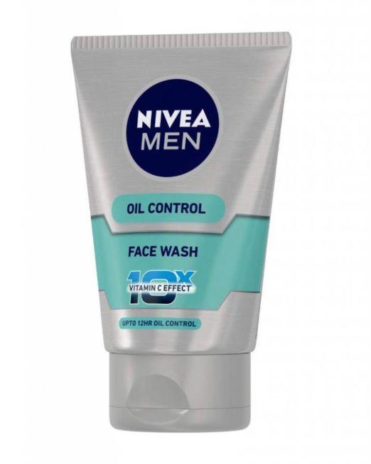 Nivea Men Oil Control Face Wash 100g